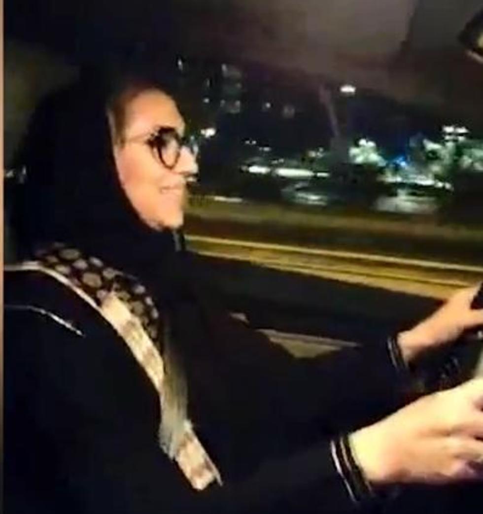 נשים נוהגות בסעודיה ()