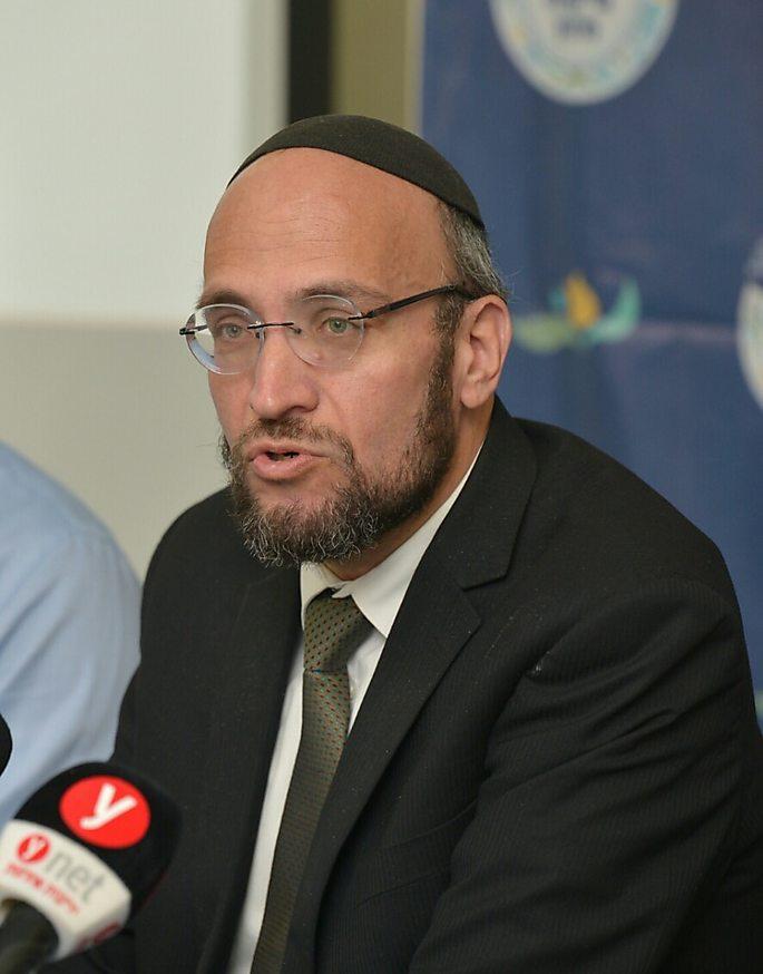 הרב אורן דודבני (צילום: יוסי זליגר)