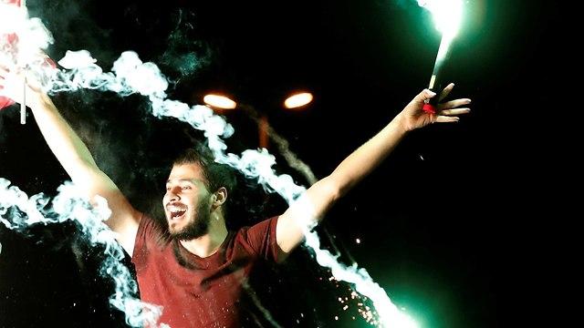 טורקיה בחירות רג'פ טאיפ ארדואן ניצח (צילום: רויטרס)