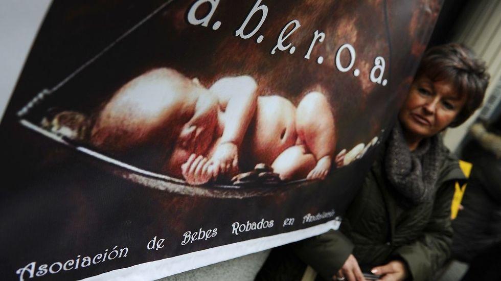 ספרד משפט ראשון בפרשת התינוקות החטופים (צילום: AFP)