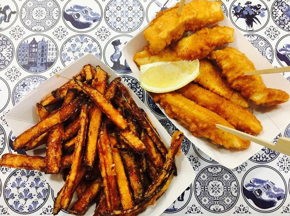 אוכל אנגלי (צילום: לין לוי)