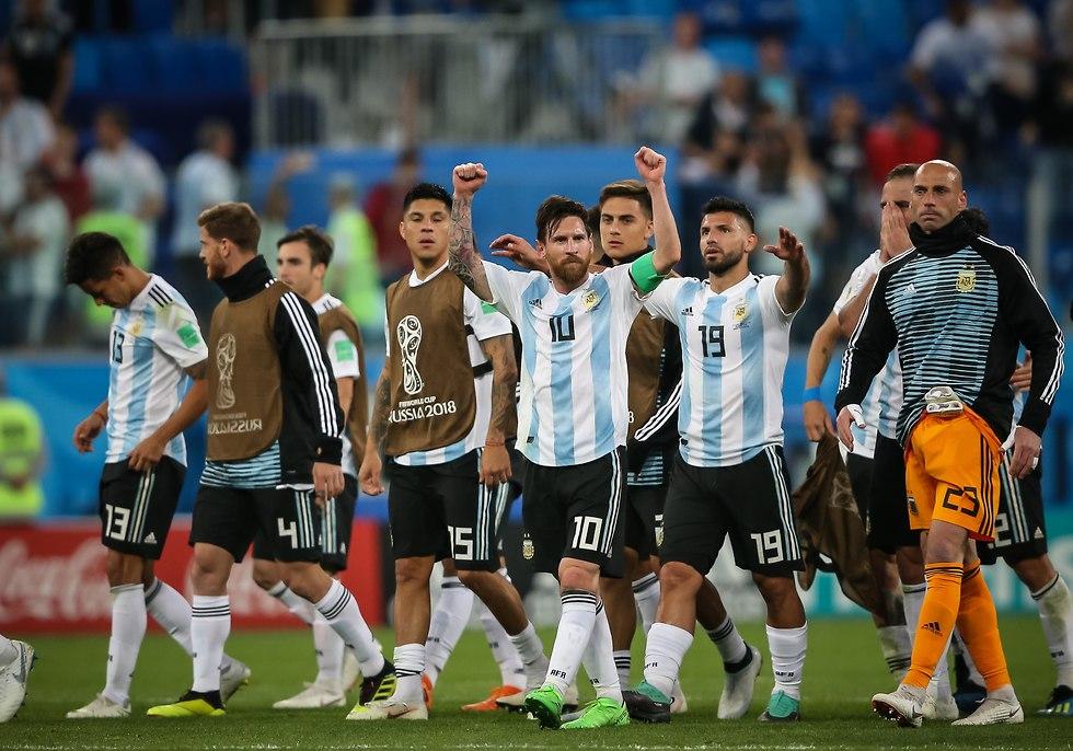 Сборная Аргентины. Фото: Оз Муалем
