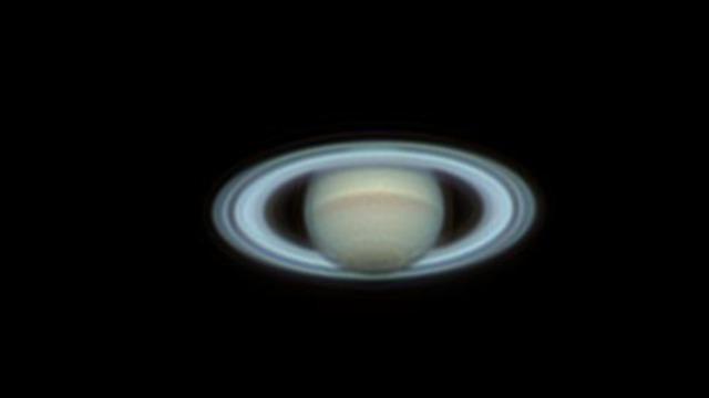 כוכב הלכת שבתאי (צילום: ד