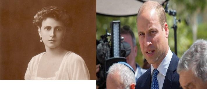 Принцесса Элис и ее правнук принц Уильям. Фото: Википедия, TPS