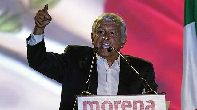 אנדרס מנואל לופז אוברדור (צילום: AFP)