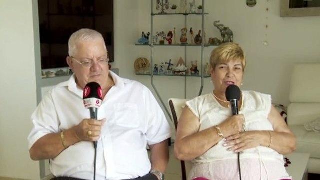 הזוג שמואל ונורית ( )