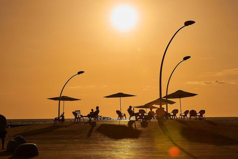Тель-Авивский порт: shutterstock