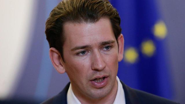 סבסטיאן קורץ (צילום: AFP)