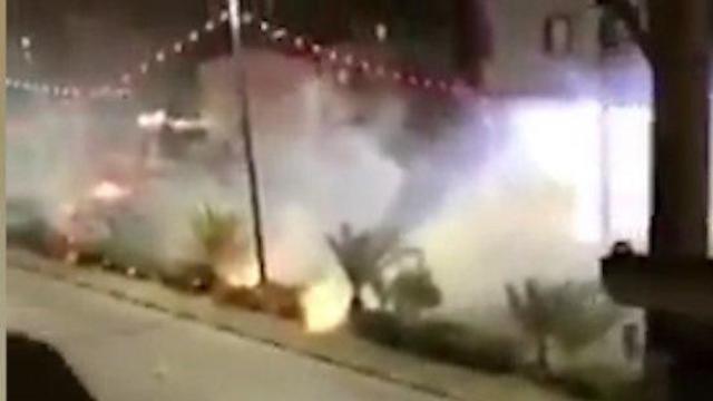 Saturday night's clashes in Khorramshahr (Muhammarah)