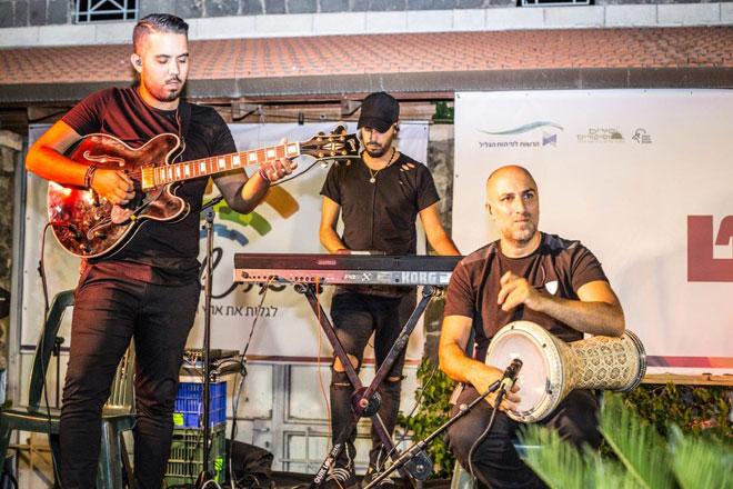 פסטיבל הסקיתומרקט בבית שאן (צילום: באדיבות עיריית בית שאן)