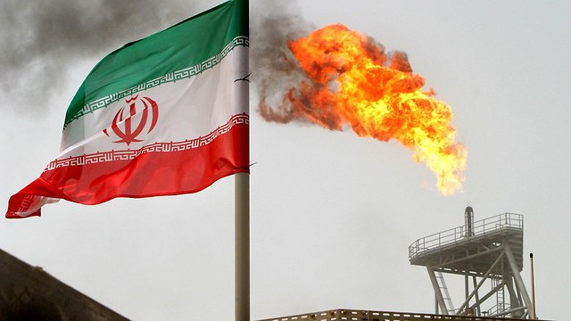 Iranian oil field (Photo: Reuters)