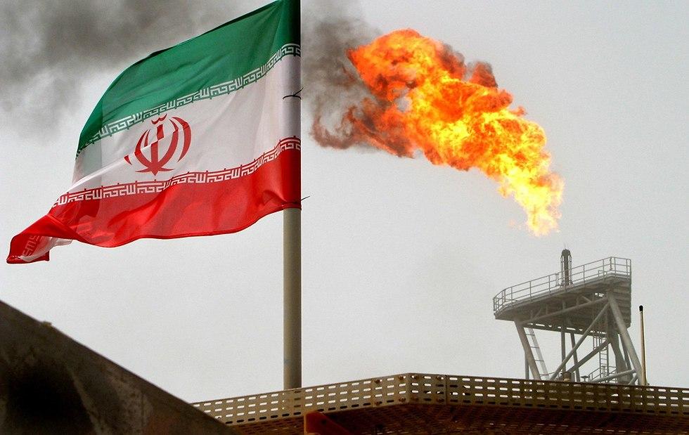 ייצור נפט במפרץ הפרסי (צילום: רויטרס)