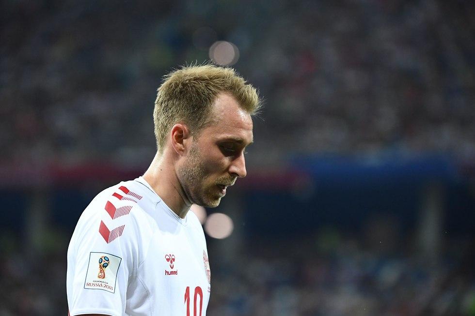 כריסטיאן אריקסן (צילום: AFP)