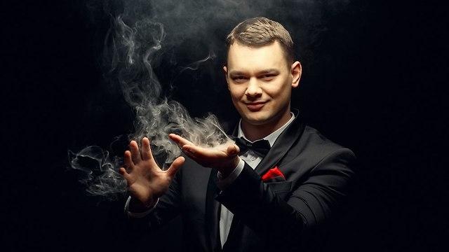 קוסם  (צילום: Shutterstock)