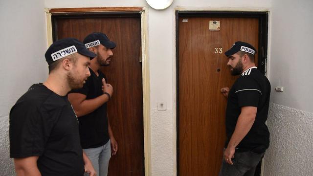 מבצע מיוחד של המשטרה בחסות חנות