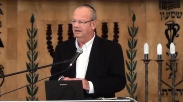 פרופ' צבי בורוכוביץ. המליץ לא לבצע את הבדיקה(צילום: מתוך יוטיוב)