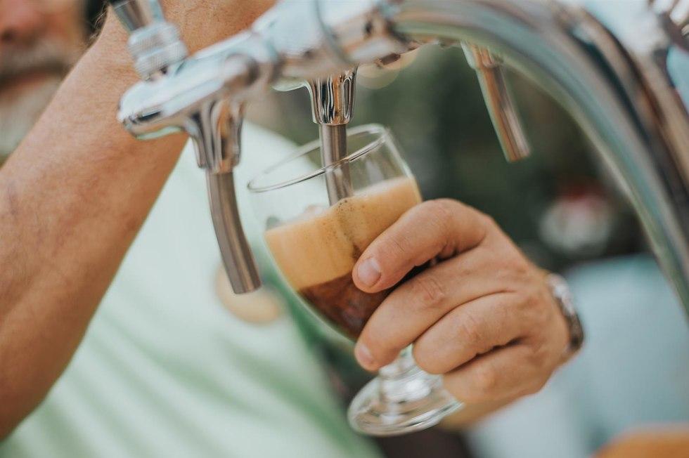 פסטיבל מבשלות בירה במטה יהודה (צילום: תיירות מטה יהודה)