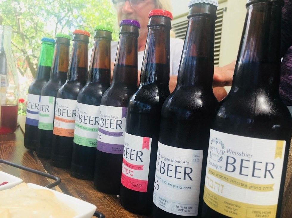 פסטיבל מבשלות בירה במטה יהודה (צילום: לין לוי)