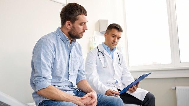 ייעוץ רפואי (צילום: shutterstock)