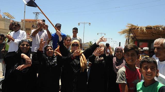 קריאה של משרד החוץ הסורי לאזרחים לשוב למדינה  ()