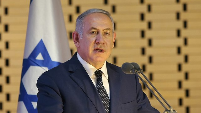 PM Netanyahu  (Photo: Alex Kolomoisky)
