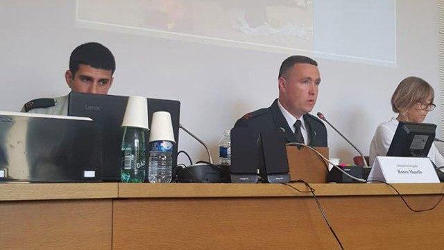 Brig.-Gen. Ronen Manelis  (Photo: IDF Spokesperson's office)