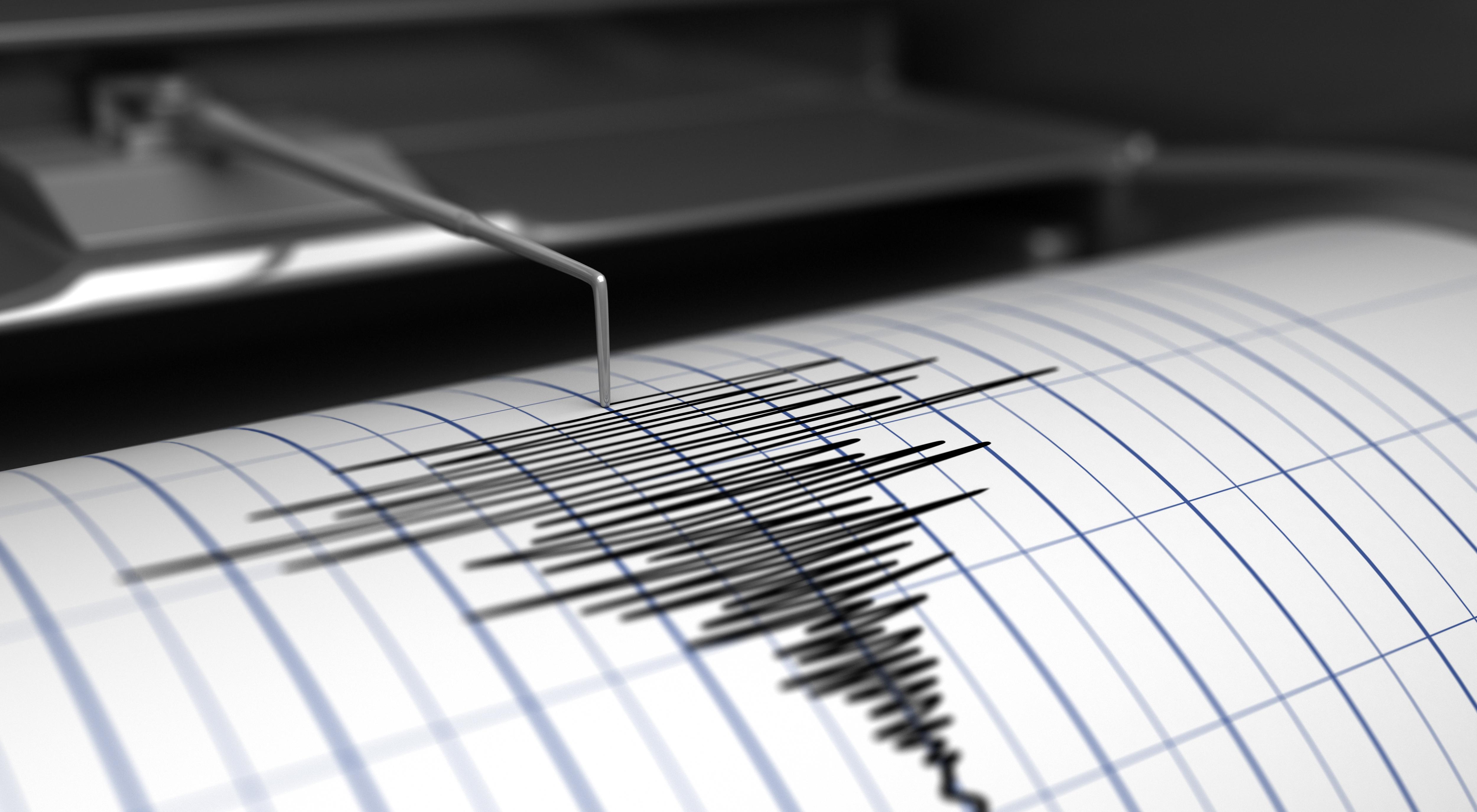 Землетрясение. Фото: shutterstock
