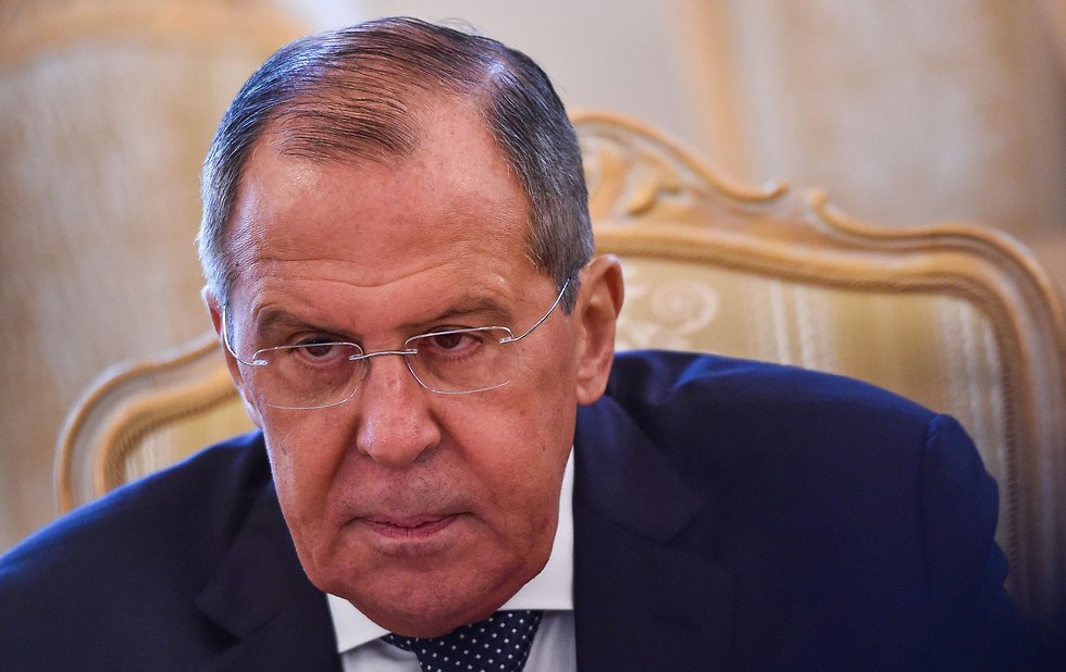 Russian Foreign Minister Lavrov (Photo: AFP)