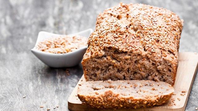 לחם מלא (צילום: shutterstock)
