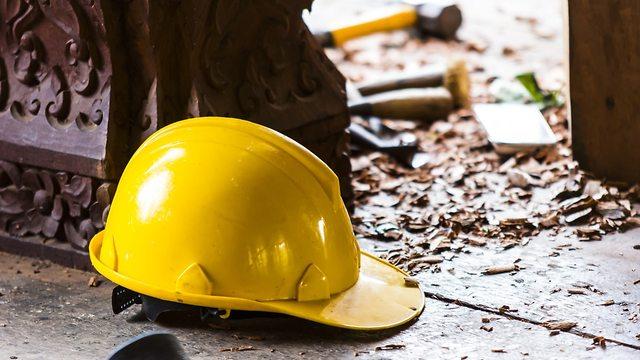 אילוסטרציה תאונות בנייה (צילום: Shutterstock)