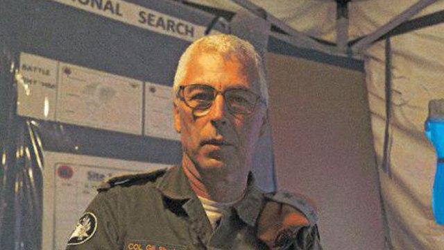 Полковник Гиль Шенхар. Фото: песс-служба ЦАХАЛа