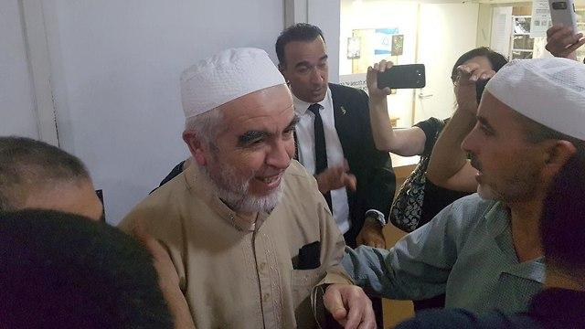 Raed Salah in court