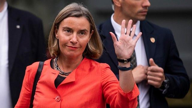 EU foreign policy chief Federica Mogherini  (Photo: EPA)