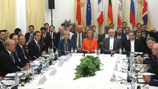 2015 Nuclear agreement talks (Photo: MCT)