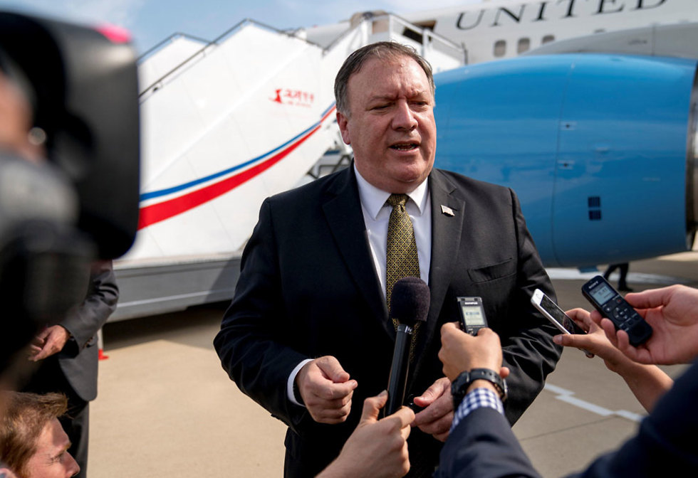 US Secretary of State Mike Pompeo (Photo: Reuters)
