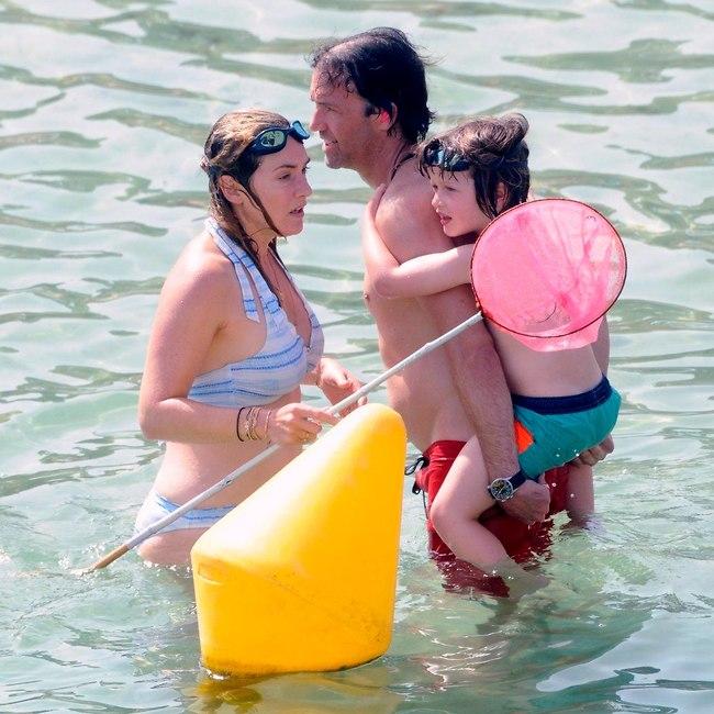 יום כיף משפחתי! ווינסלט, נד רוקנרול והילד (צילום: Mega)
