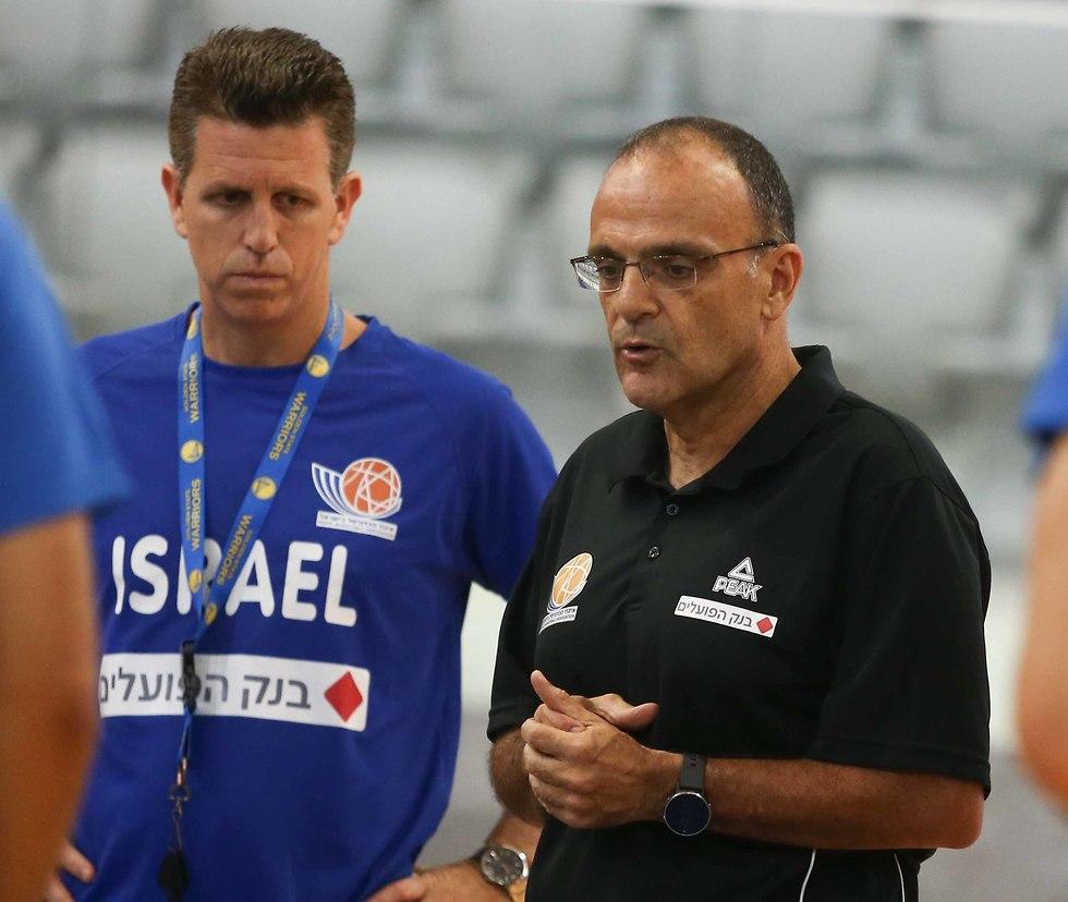 אריאל בית הלחמי ושרון אברהמי (צילום: ראובן שוורץ)