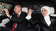 צילום: AFP / TURKISH PRESIDENT OFFICE