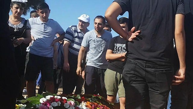 הלוויתו של מאיר פלישתייב ()