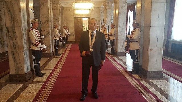 Prof. Michael Bar-Zohar (Photo: Miki Bar-Zohar)