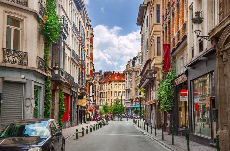 בירת בלגיה המסקרנת (צילום: shutterstock)