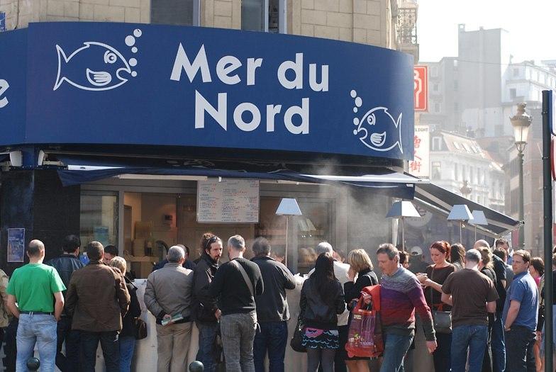 """מסעדת """"מר דו נורד"""" בכיכר (צילום: דן סובוביץ')"""
