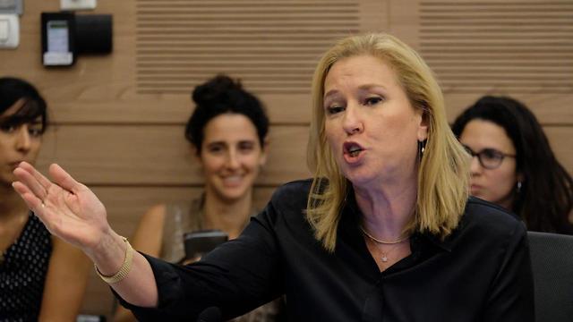 MK Tzipi Livni (Photo: Yoav Dudkevich)