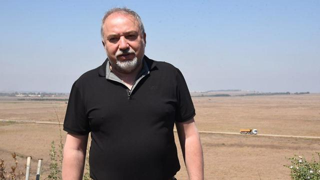 Defense Minister Avigdor Lieberman (Photo: Avihu Shapira)