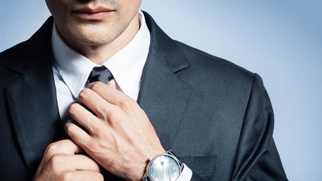 עניבה (צילום: shutterstock)