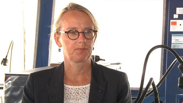 Ambassador Hélène De Gal (Photo: Shamir Elbaz)
