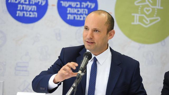 Education Minister Naftali Bennett (Photo: GPO)