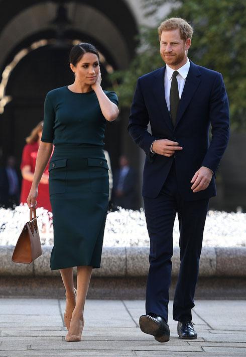 הנסיך הארי מטיל וטו: למייגן מרקל אסור ללבוש טוקסידו לאירוע רשמי. לחצו על התמונה לכתבה המלאה (צילום: Clodagh Kilcoyne/GettyimagesIL)