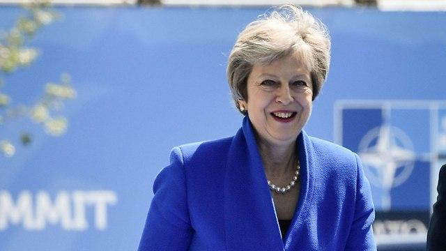 British premier Theresa May (Photo: AFP)