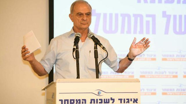 כנס המגזר הקמעונאי בישראל (צילום: יאיר שגיא)